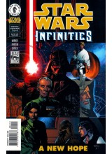 Комикс 2001-05 Star Wars - Infinities - A New Hope 1