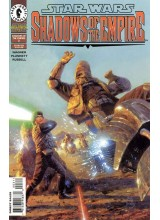 Комикс 1996-07 Star Wars - Shadows of The Empire 3
