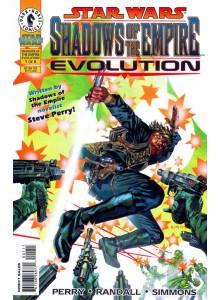 Comics 1998-02 Star Wars - Shadows of The Empire - Evolution 1