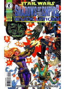 Comics 1998-03 Star Wars - Shadows of The Empire - Evolution 2