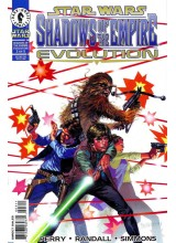 Комикс 1998-04 Star Wars - Shadows of The Empire - Evolution 3