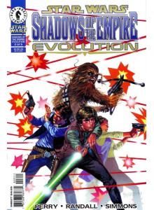 Комикс 1998-04 Star Wars - Shadows of The Empire - Evolution 3