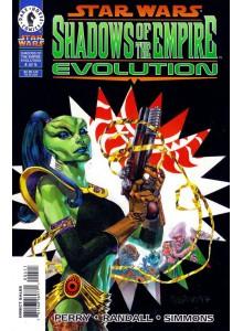 Комикс 1998-05 Star Wars - Shadows of The Empire - Evolution 4