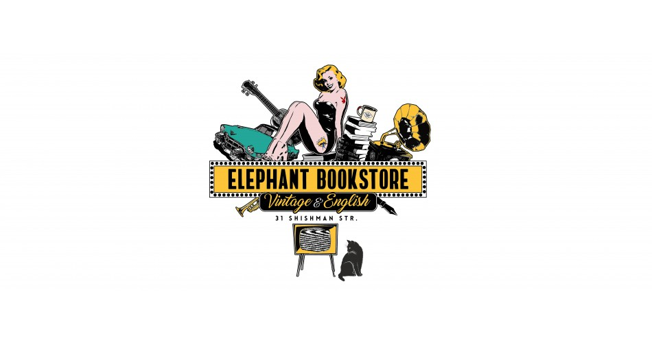 Elephant Bookstore 9989