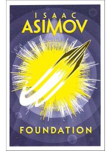 Айзък Азимов   Фондацията на английски език