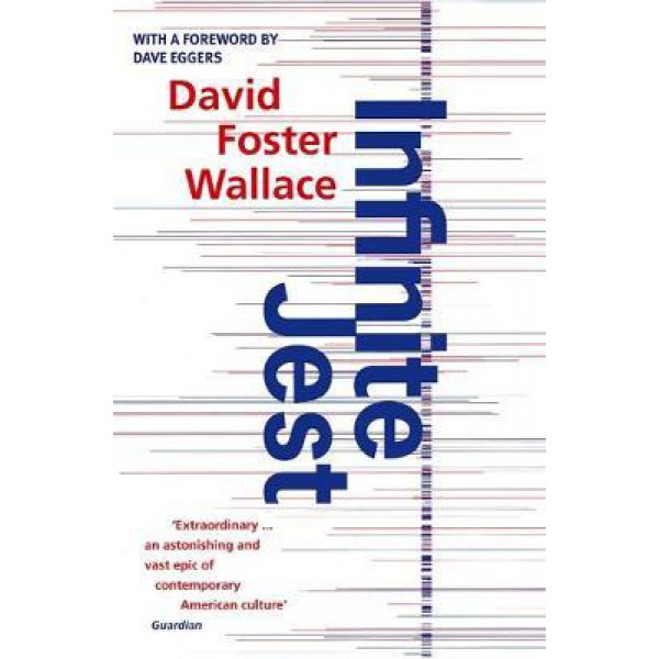 David Foster Wallace   Infinite Jest 1