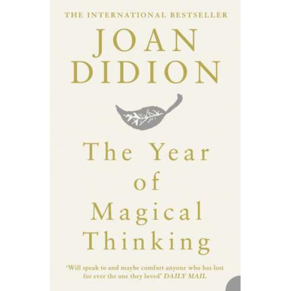 Джоан Дидиън | Годината на Магическото Мислене на английски Език  1