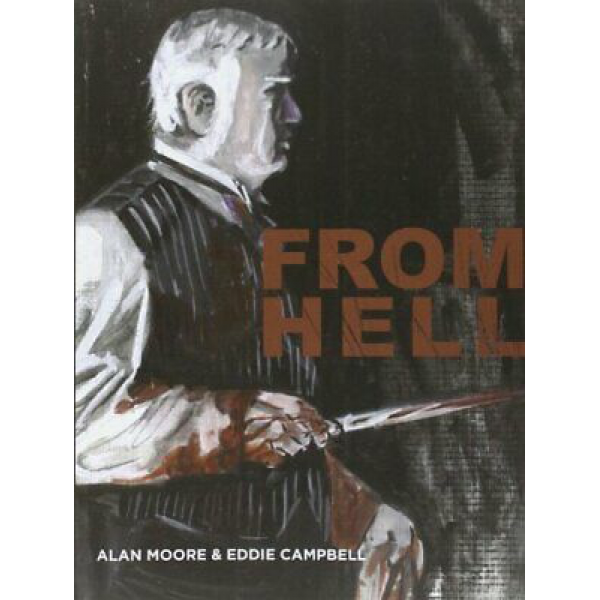 Eddie Campbell | From Hell - Графична Новела 1