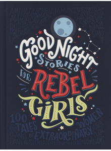 Elena Favilli | Good Night Stories for Rebel Girls