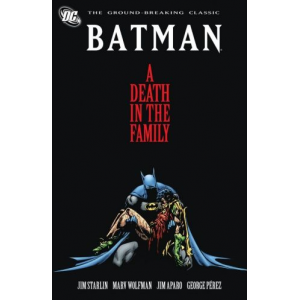 Jim Starlin | Batman: A Death in the Family