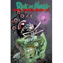 Patrick Rothfuss | Rick And Morty: Dungeons and Dragons
