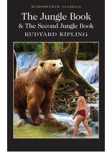 Ръдиард Киплинг | Книга за Джунглата Първа и Втора Част на английски език