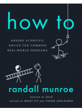 Randall Munroe | How To