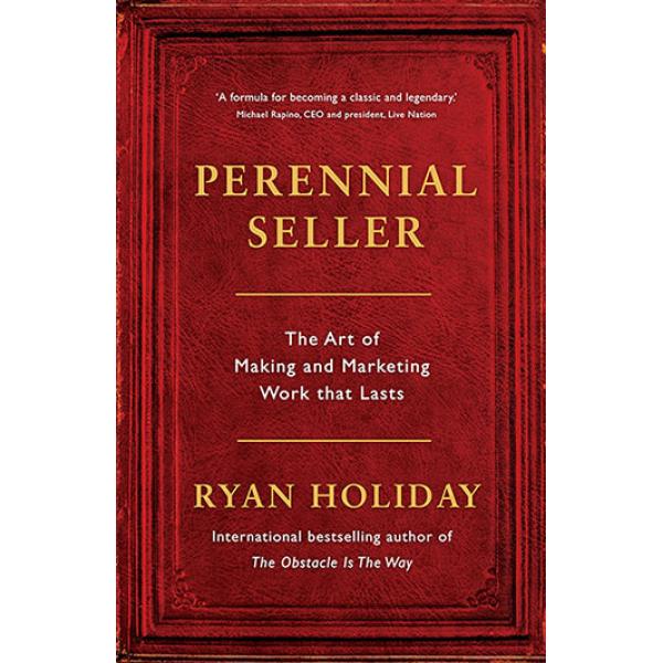 Райън Холидей | Perennial Seller 1