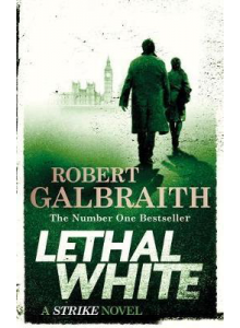 Робърт Галбрейт | Смъртоносно Бяло на английски език