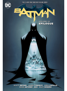 Scott Snyder | Batman Volume 10 Epilogue