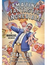 Stan Lee | Amazing Fantastic Incredible
