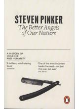Стивън Пинкър | По-добрите Ангели на Нашата Природа на английски език