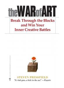 Стивън Пресфийлд | The War of Art