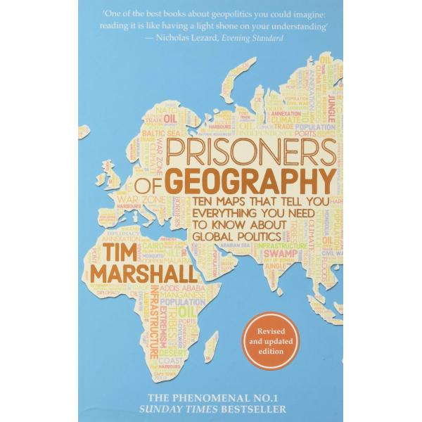 Tim Marshall | Prisoners of Geography 1