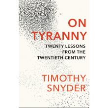 Тимъти Снайдър | За Тиранията на английски език