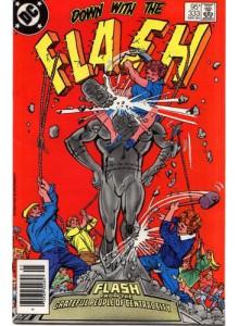 Комикс 1984-05 Flash 333
