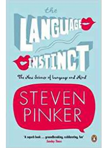 Steven Pinker | Language Instinct