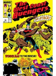 Комикс 1988-06 Avengers West Coast 33