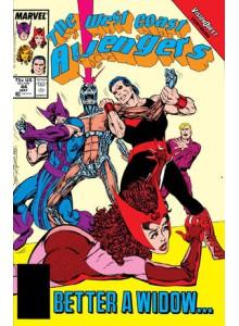 Комикс 1989-05 Avengers West Coast 44