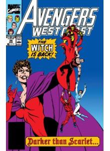 Комикс 1990-03 Avengers West Coast 56