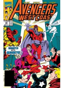 Комикс 1990-07 Avengers West Coast 60