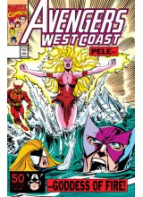Комикс 1991-06 Avengers West Coast 71