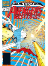 Комикс 1992-05 Avengers West Coast 82
