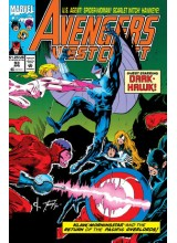 Комикс 1993-04 Avengers West Coast 93