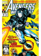 Комикс 1993-05 Avengers West Coast 94