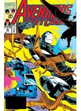 Комикс 1993-06 Avengers West Coast 95