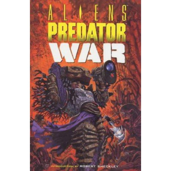 Aliens vs Predator - War 1