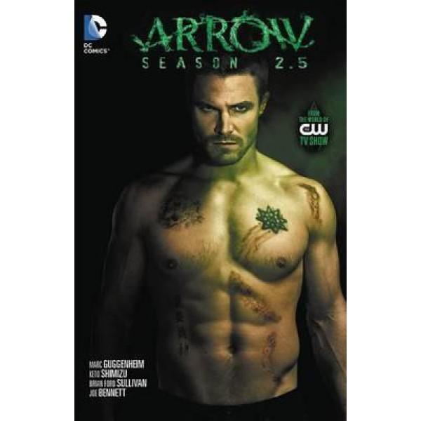 Arrow - Season 2.5 1