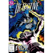 Комикс 1992-06 Batman Detective Comics 645