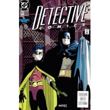 Комикс 1992-08 Batman Detective Comics 647