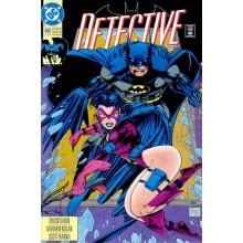 Комикс 1992-10 Batman Detective Comics 652