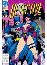 Комикс 1992-11 Batman Detective Comics 653