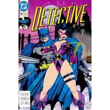 Комикс 1992-11 Batman Detective Comics 653