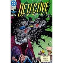 Комикс 1992-12 Batman Detective Comics 654
