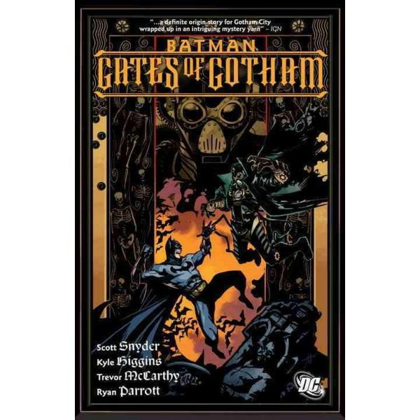 Batman - Gates of Gotham 1