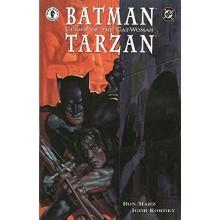 Batman - Tarzan - Claws of The Cat-Woman