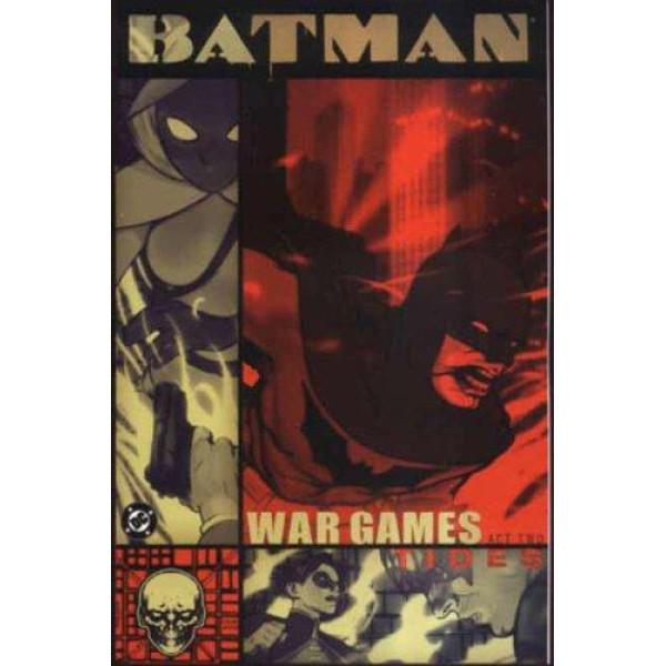 Batman - War Games - Act Two - Tides 1