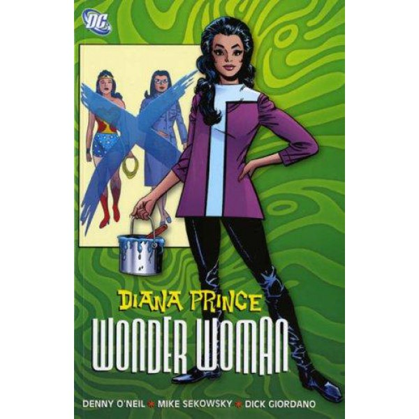 Diana Prince - Wonder Woman vol 1 1