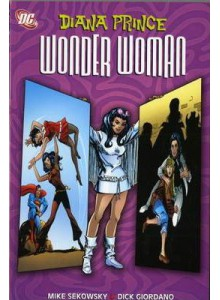 Diana Prince - Wonder Woman vol 2
