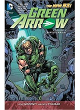 Green Arrow - Triple Threat vol 2
